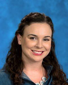 photo of michelle mcbride