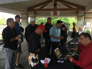 photo of golf outing