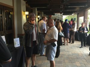 photo of golfers at outing