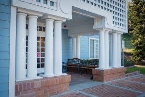photo of school exterior