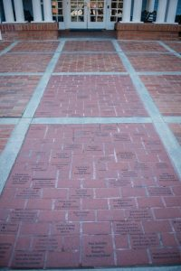photo of brick pavers
